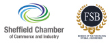 Sheffield Chamber Logo FSB Logo